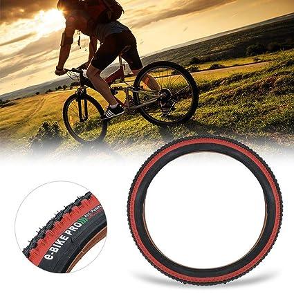 VGEBY1 Neumático de la Bicicleta, neumático de Ciclo Durable del ...