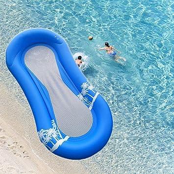 Queta Hinchable colchonetas Piscina Inflable Flotador Piscina para Adultos y Niños Hinchables Juguete para Fiesta de Piscina