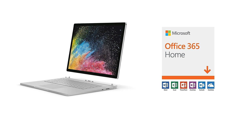 Microsoft Surface Book 2 (Intel Core i5, 8GB RAM, 256GB) - 13.5'