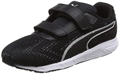 Puma Unisex Kids' Engine V Inf Low Top Sneakers: Amazon.co