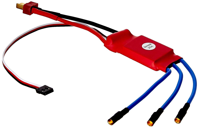 Robodo Electronics 30A Electronics Speed Controller Esc for Brushless Motor  Quadcopter