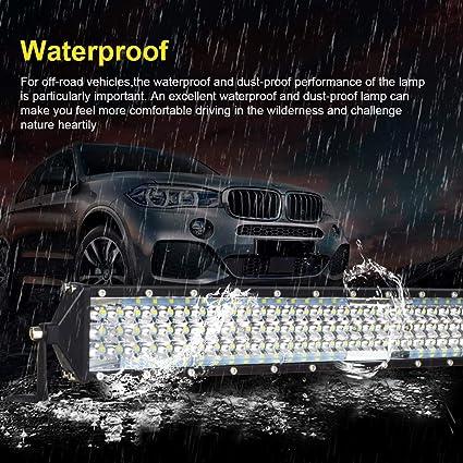 JoaSinc 792W LED Light Bar 32 Inch 79200LM LED Driving Work Light Bar Off road Fog Light Spot Flood Combo Beam CREE LED Pods Light Bar for 4x4 J-eep Truck SUV ATV 4WD Boat 12V 24V 1 Year Warranty