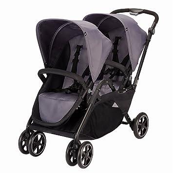 amazon com evenflo parallel tandem stroller glenbarr grey baby rh amazon com Evenflo Aura Stroller Replacement Parts Evenflo Aura Stroller Replacement Parts