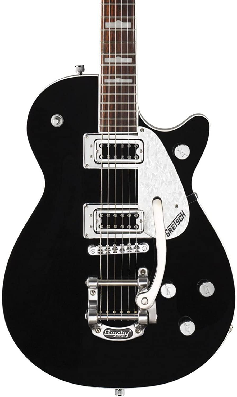 Gretsch g5435t Pro Jet-Guitarra eléctrica con palanca, color negro: Amazon.es: Instrumentos musicales