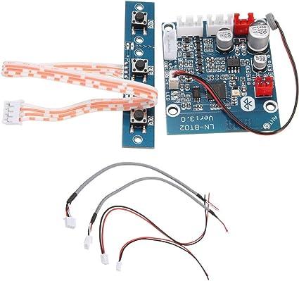 For Car Phone Bluetooth 4.0 Audio Receiver Board Stereo Sound Module LN-BT02