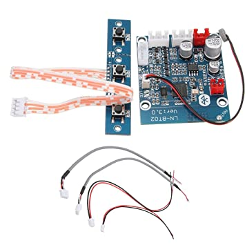 Bluetooth 4.0 Audio Receiver Board Wireless Stereo Sound Module For Phone Car