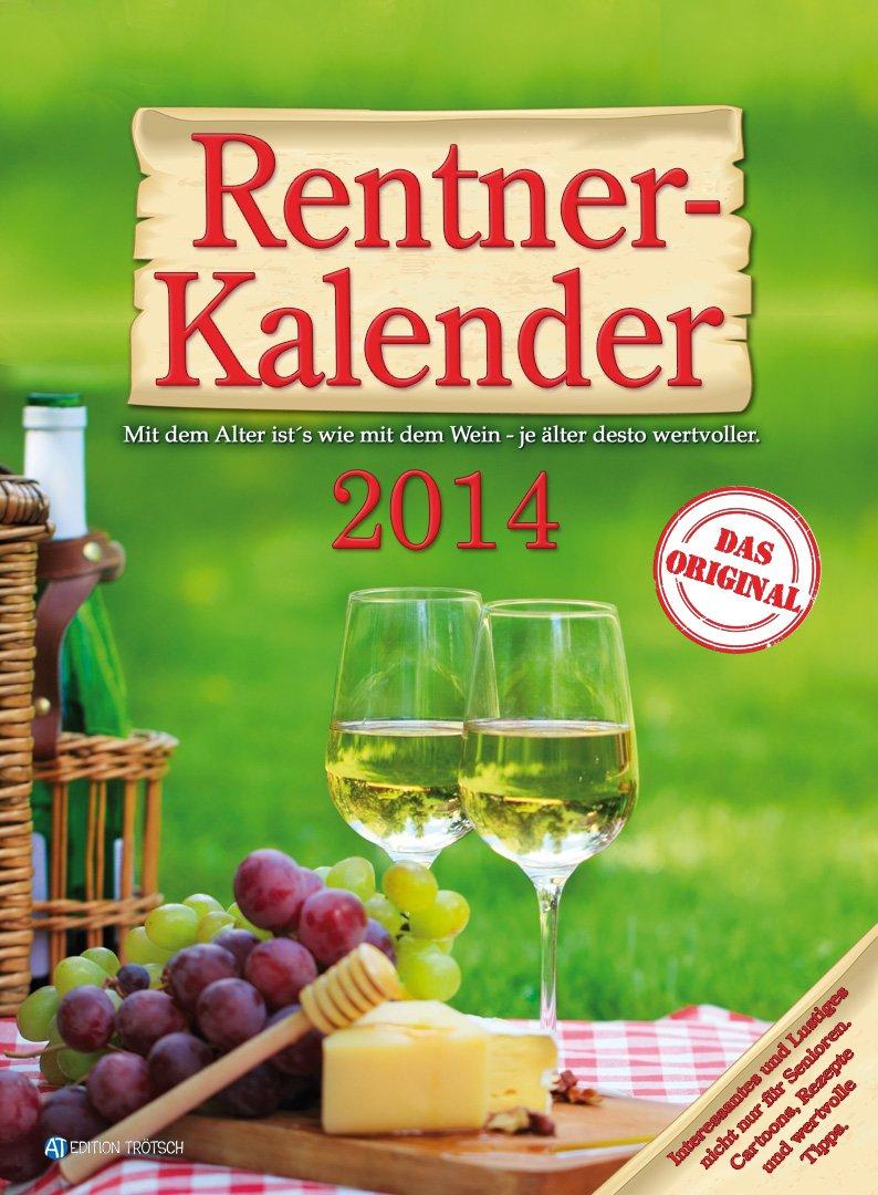 Rentner-Kalender 2014