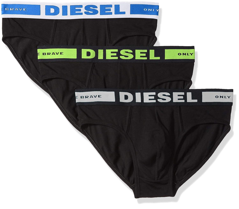 dbc713ce400dd Diesel baño para Hombre (Pack de 3) 00SH05 0BATC E3956  1541610120 ...