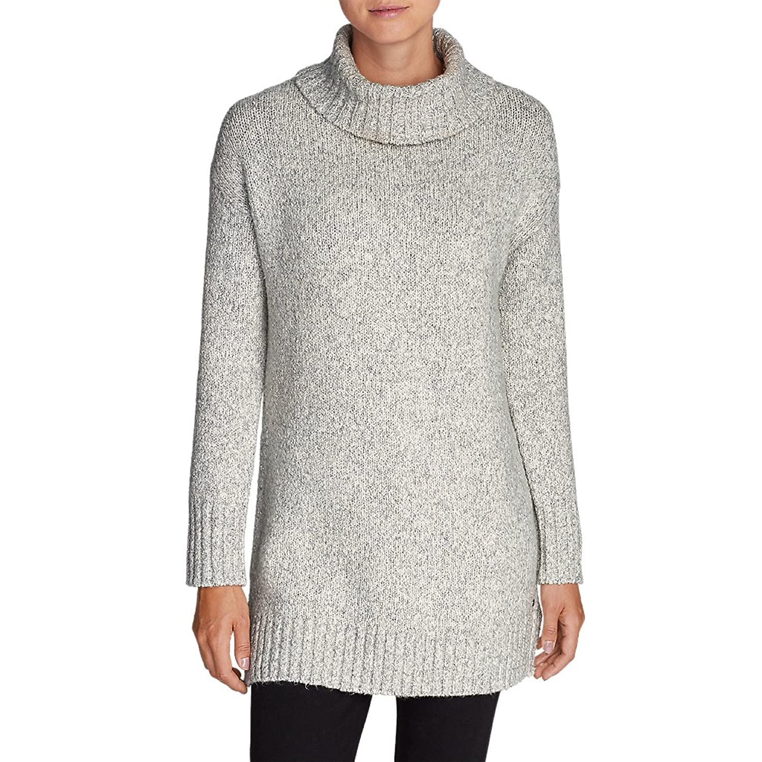 Eddie Bauer Womens Cable Fable Turtleneck Sweater At Amazon Womens