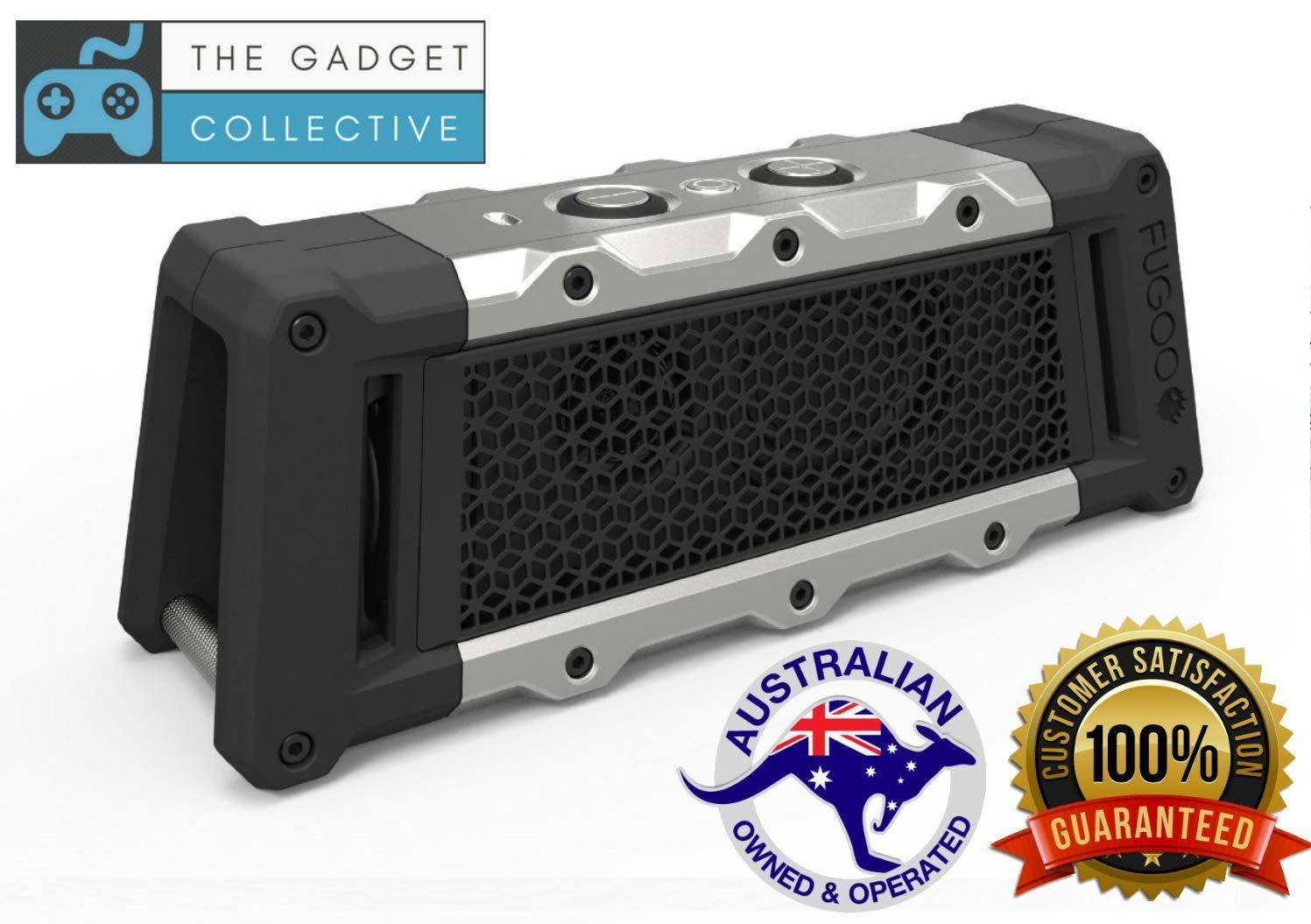 Fugoo Tough – ポータブル、防水性、Rugged BluetoothワイヤレスGo Anywhereスピーカー B00YJHWLZC