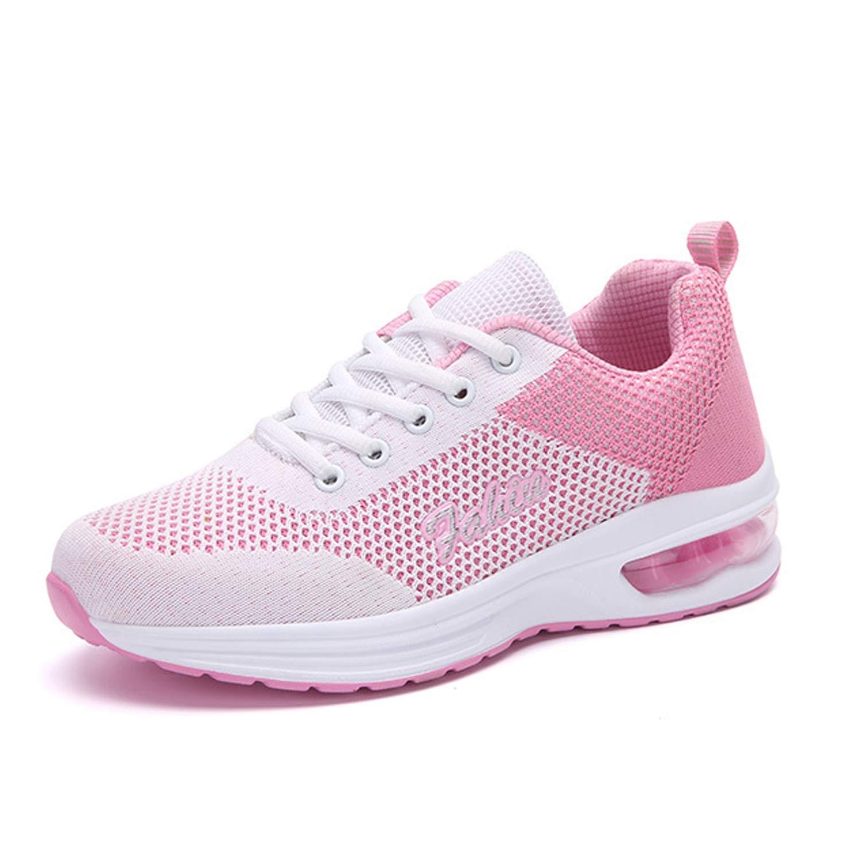 AONETIGER Sportschuhe Damen Turnschuhe Laufschuhe Sneakers Gym Fitness Leichte Atmungsaktive Bequem Schuhe
