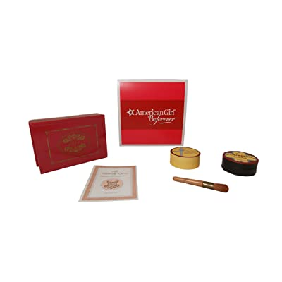 American Girl Rebecca's Stage Makeup for dolls Beforever: Toys & Games
