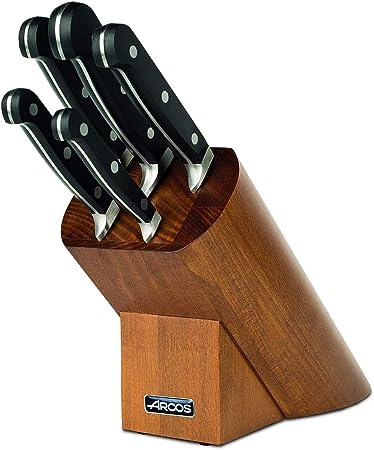 Arcos Clásica - Taco de 5 cuchillos (5pzas.)