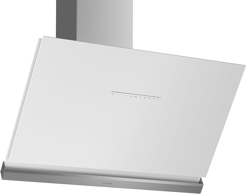 Bosch DWK98PR20 Serie 8 - Campana extractora (90 cm), color blanco: Amazon.es: Grandes electrodomésticos