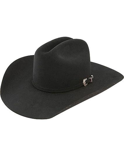 Resistol Men s 5X Challenger Fur Felt Cowboy Hat at Amazon Men s ... ead363683d79