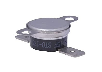 Range 80//90 F Open On Rise Emerson 3L11-85 1//2-Inch Snap Disc Thermostat