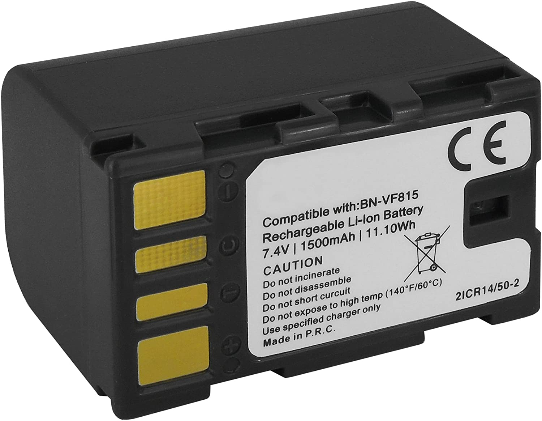 Batteria Alta Qualità per Jvc Everio GZ-HD7EK