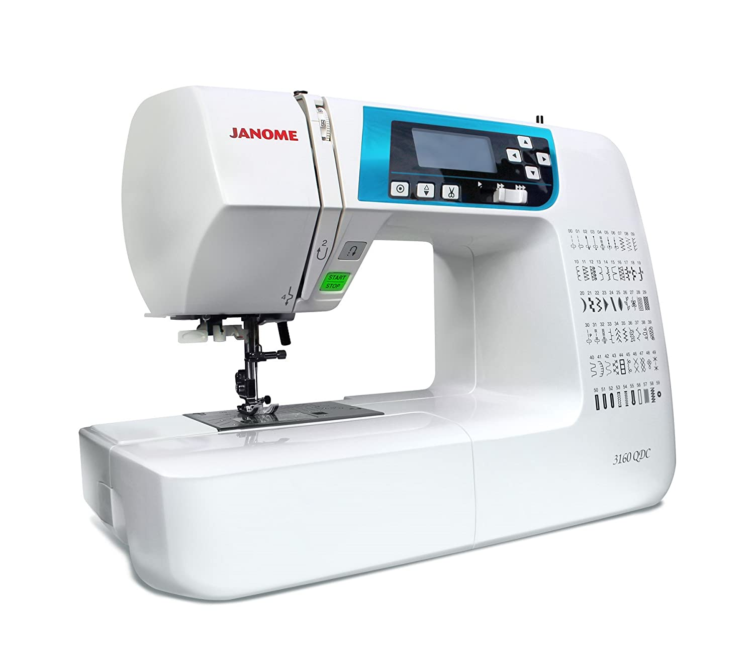 machine sewing janome quilting computerized quilt mod joann web