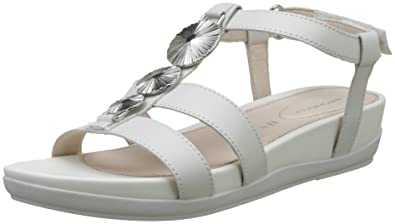 Womens Eve 13 Calf T-Bar Sandals Stonefly xfFBow