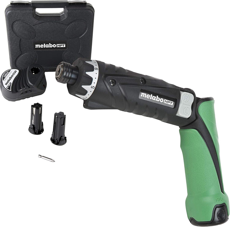 Metabo HPT CA Tools DB3DL2 Cordless Screwdriver Kit