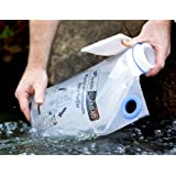 New SolarBag Water Purifier - Special Edition, Includes Pur-Blue Process Timer and Spare Pre Filter, 3.5 liter capacity (5 Pack)