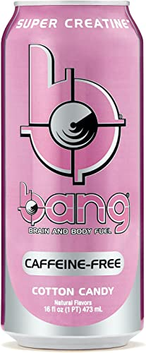 Vpx Bang Rtd, Cf-Cotton Candy, 12 Count