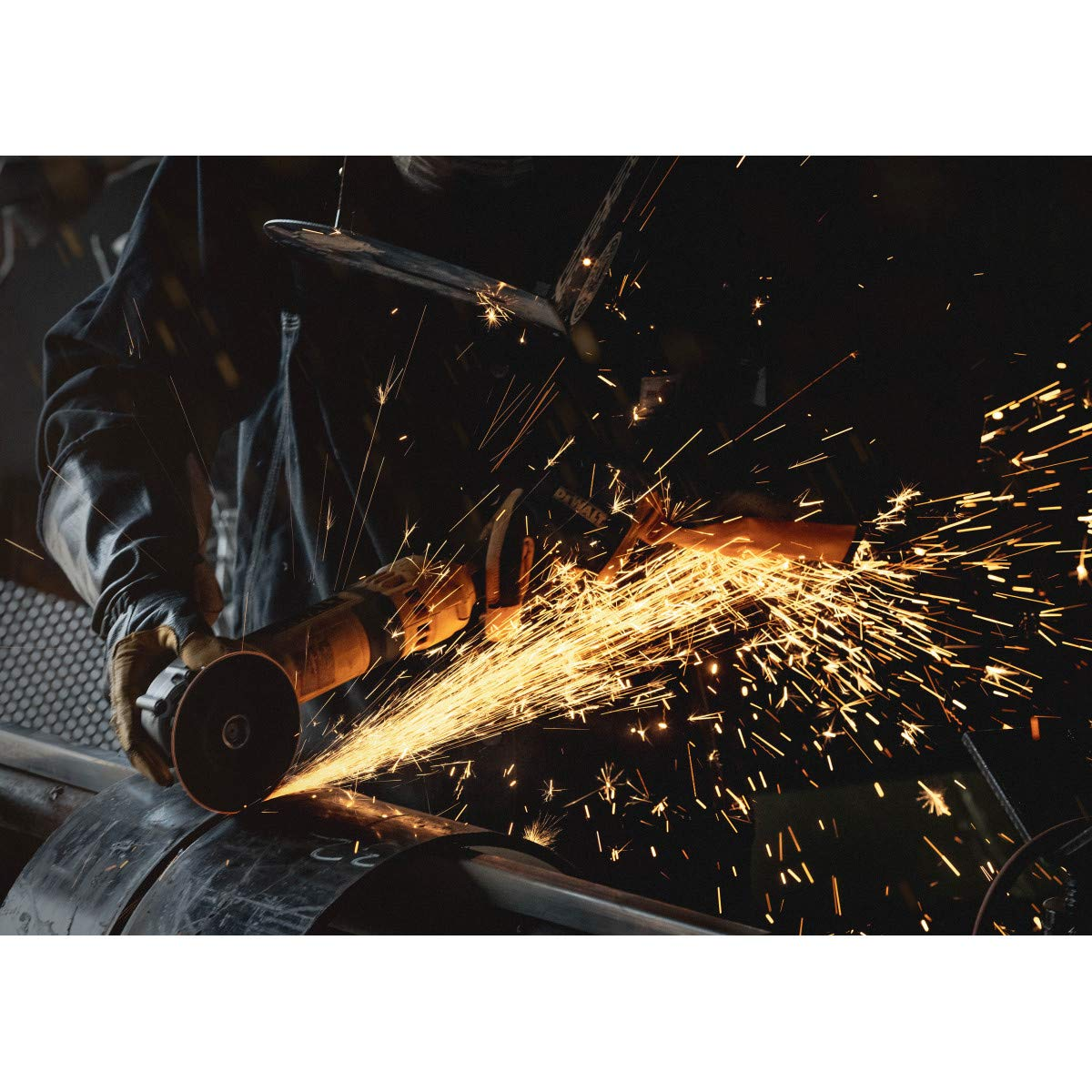 DEWALT DXMF04051MD Premium Leather Welding Gloves, Medium by DEWALT (Image #6)