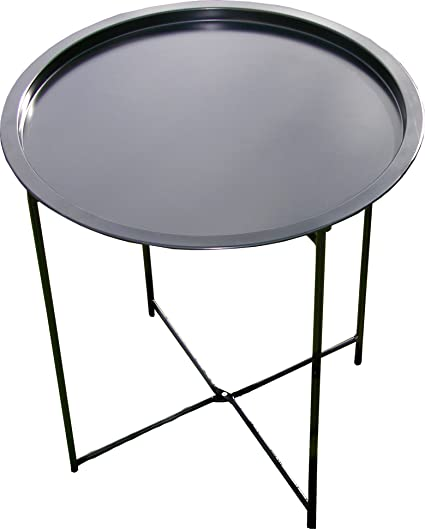Tabletttisch Garten.Unbekannt Grill Beistelltisch Grilltisch Klappbar Garten Tisch Klapptisch Ablage Tabletttisch