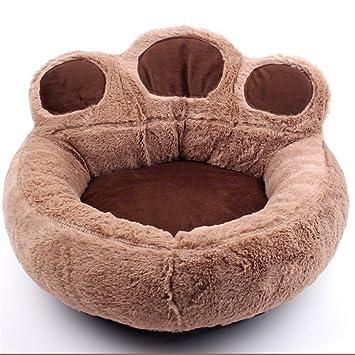 Velimax Sofa del Animal doméstico Cama para Perros y Gatos con el Dibujo de zarpa de