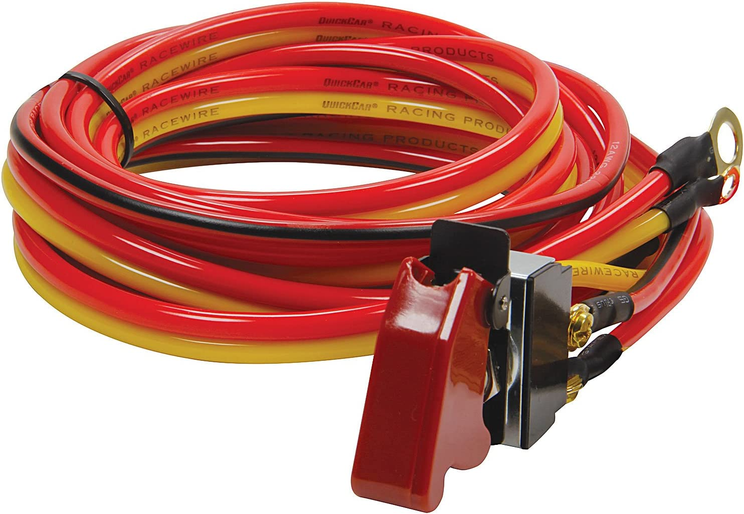 Quickcar Racing Products 50-507 Ignition//Start Switch with Wiring Harness