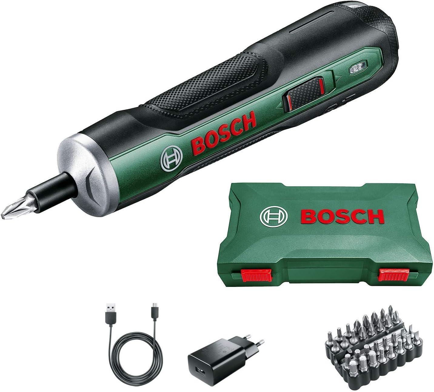 Bosch PushDrive Visseuse électrique