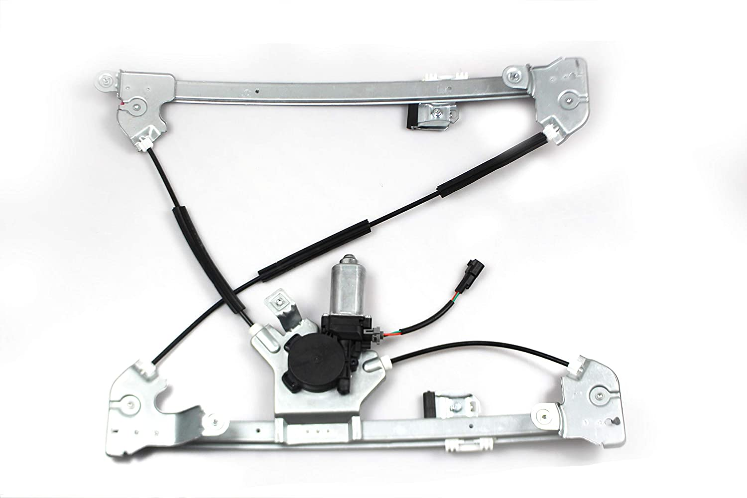BOXI Front Right Passenger Side Power Window Regulator with Motor for 2004-2008 Ford F-150 Standard/Crew Cab Pickup Model with 43.5' Wide Doors Model Only / 2006-2008 Lincoln Mark LT 4L3Z1523200BA ShangHai BOXI Auto Parts Co. Ltd.