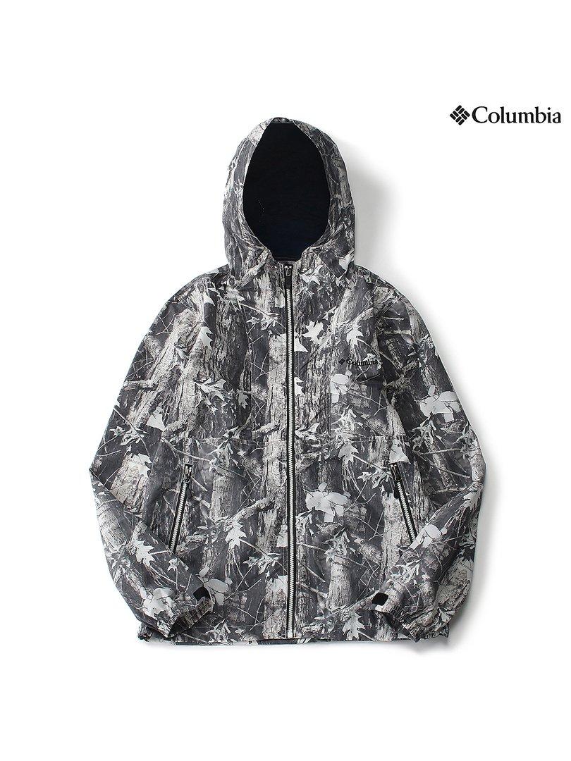 コロンビア ジャクソンヒルハンティングパターンドジャケット