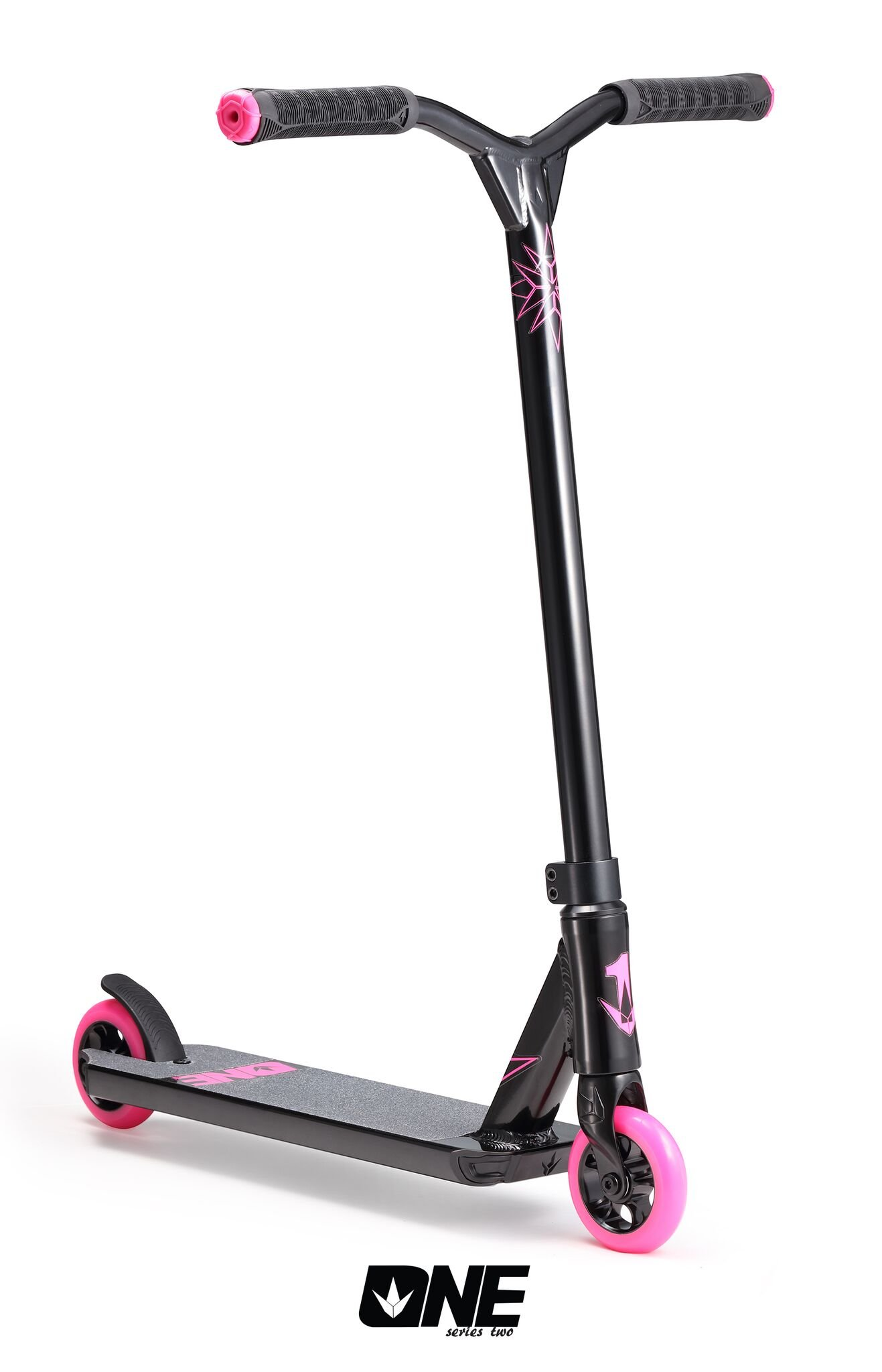 Envy One Series 2 Freestyle Pro Scooter (Pink)
