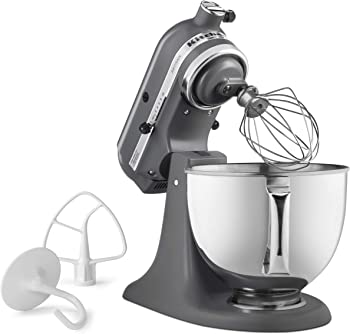 KitchenAid KSM150PSFG Artisan Stand 5-Quart Mixer