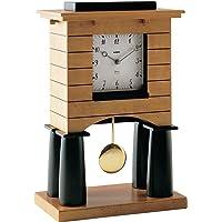 Alessi 3 - Reloj de suelo, color marrón