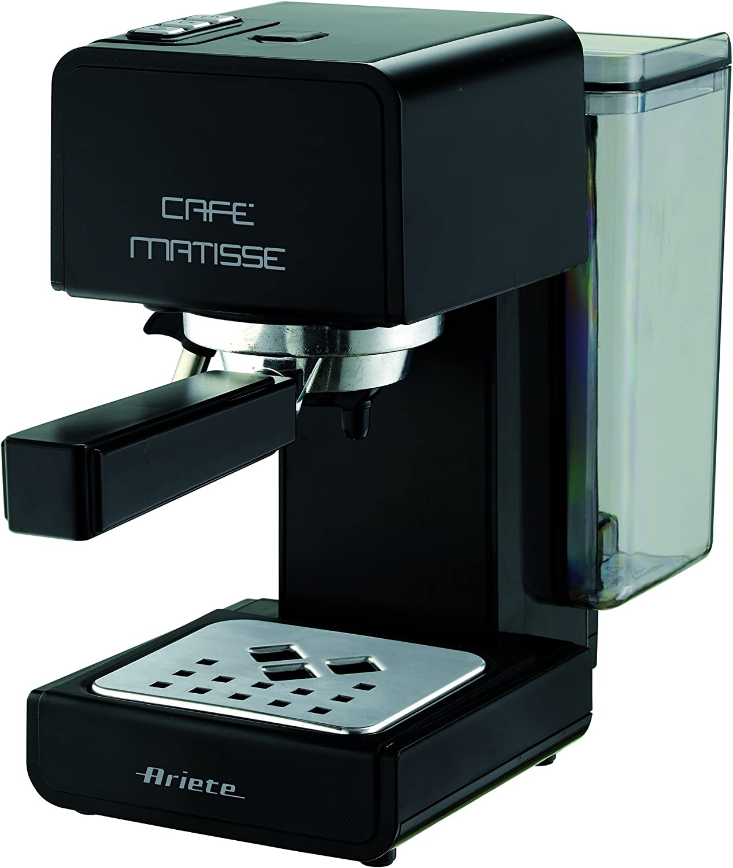Ariete 1363/10 Matisse - Cafetera de espresso, 900 W, 0.8 l, 15 ...