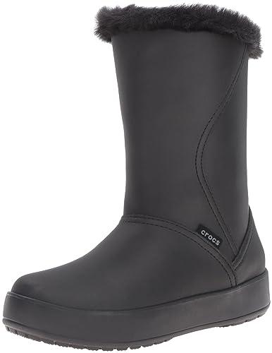 27d1ae2ebc11 Crocs Women s ColorLite Mid Boot Ankle Bootie  Amazon.co.uk  Shoes ...