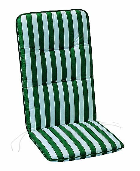 Best 5400269 Verde, Color Blanco Cojín para Asiento y ...