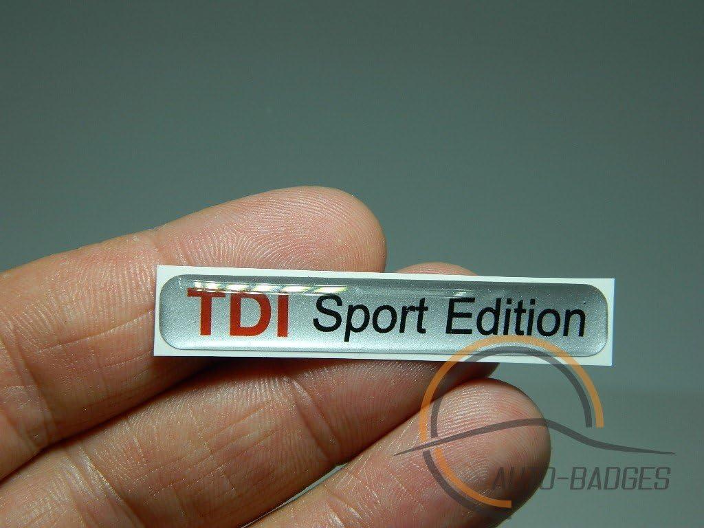 Tdi Sport Edition Emblem Auto