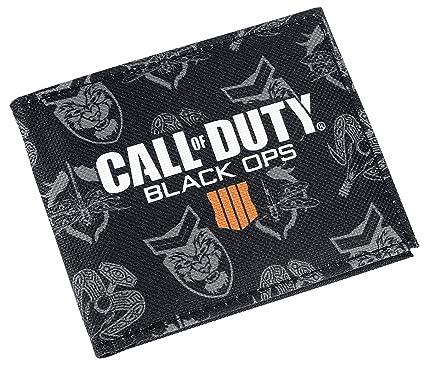 Call Of Duty Black Ops 4 Cartera Standard: Amazon.es: Equipaje