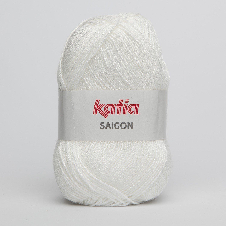 - 50 g // ca 35 ALABAMA von Katia 105 m Wolle LIMÓN