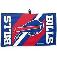 Master Buffalo Bills Tela Waffle Toalla, Multi