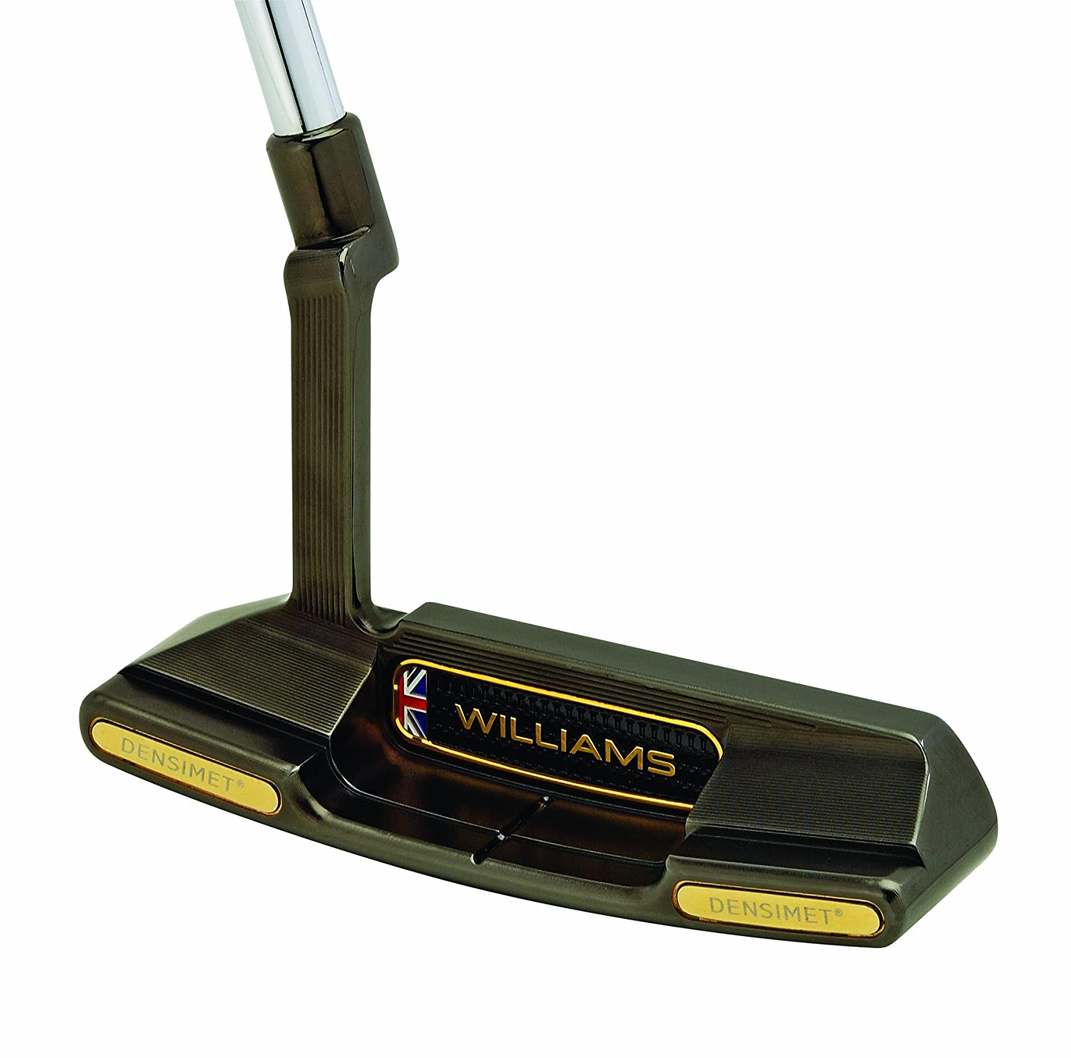 Williams golf Putter FW32 Negro 1, Right: Amazon.es ...