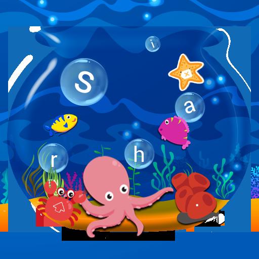 aquarium Sea Fish Museum Keyboard Theme Free
