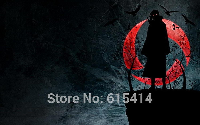 Amazon.com: Anime family 058 Naruto - Sasuke NINJA Fighting ...