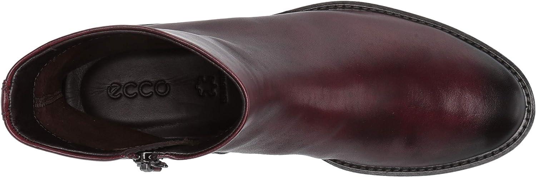 ECCO Women's Sartorelle 25 Ankle Boot Bordeaux