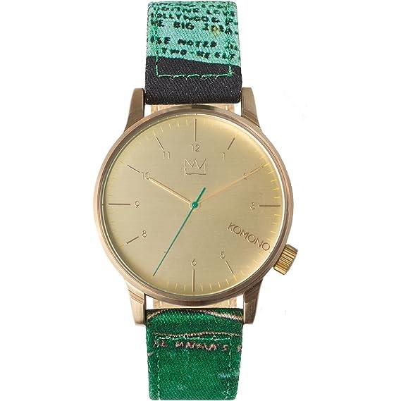 Komono Orologio - Jean Michel Basquiat - Winston - Pegasus: Amazon.es: Relojes