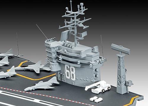 Revell レベル 05130 U.S.S Nimitz CVN-68 early 1/720 アメリカ海軍ニミッツ [並行輸入品]