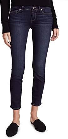 PAIGE Womens Verdugo Ankle Jean